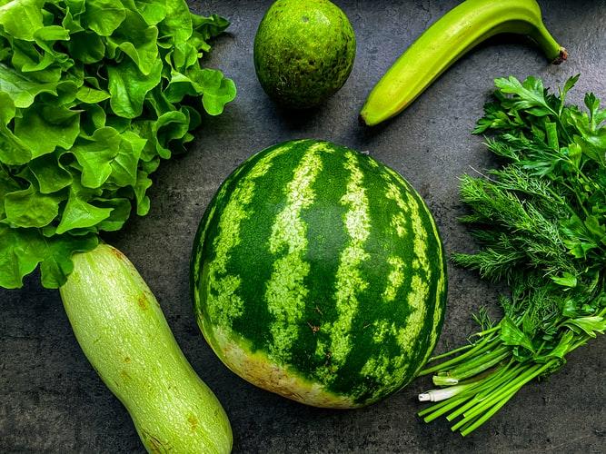 Sayuran hijau dapat meningkatkan hemoglobin darah