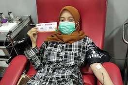 Program Undian Motor untuk Pendonor Surabaya & Gresik